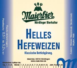 Helles Hefeweizen (2019)